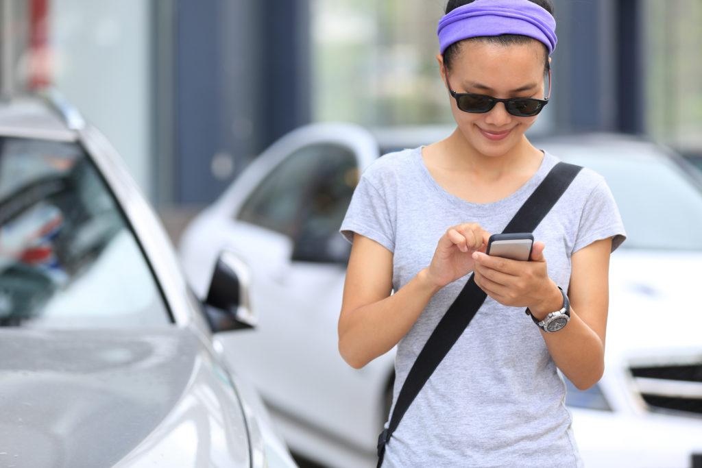 shutterstock 020406 1024x683 - どんな種類の副業があるか 予約制駐車場の変遷