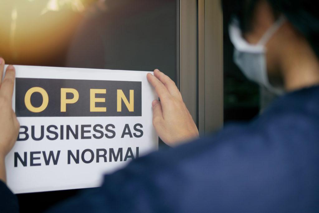 shutterstock 1726745419 1024x683 - ニューノーマル時代の事業はどうあるべきか