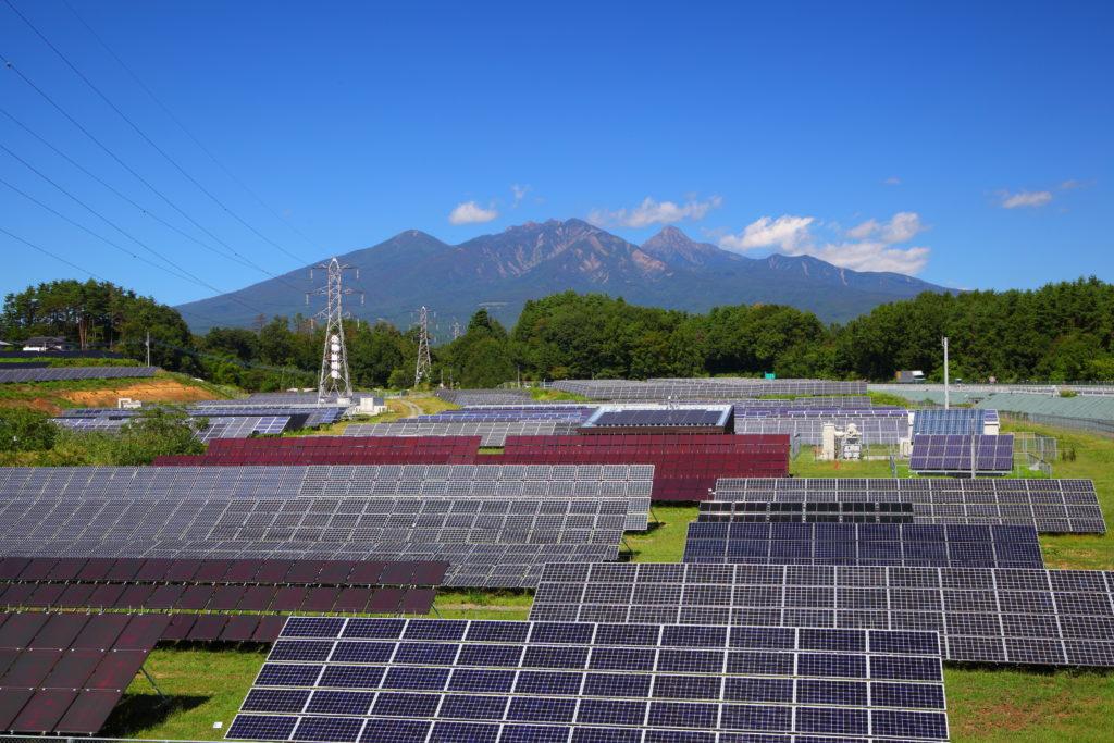 shutterstock 86008270 1024x683 - 太陽光発電の現状と今後について